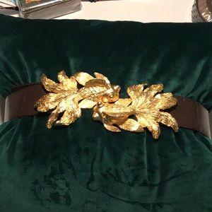 Mimi di N vintage belt buckle